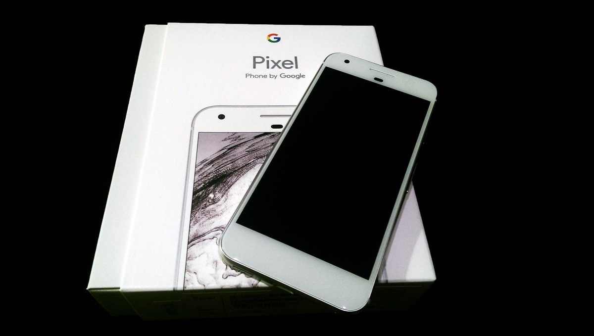 Google Pixel ja paketti
