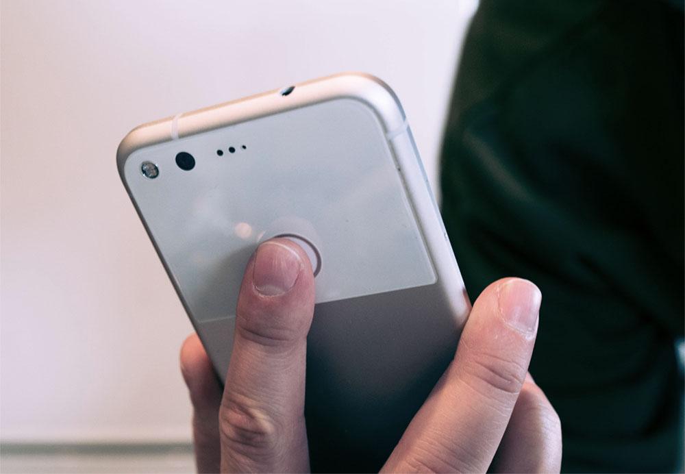 Pixel in hand